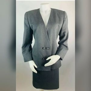 VTG Dior Skirt Suit
